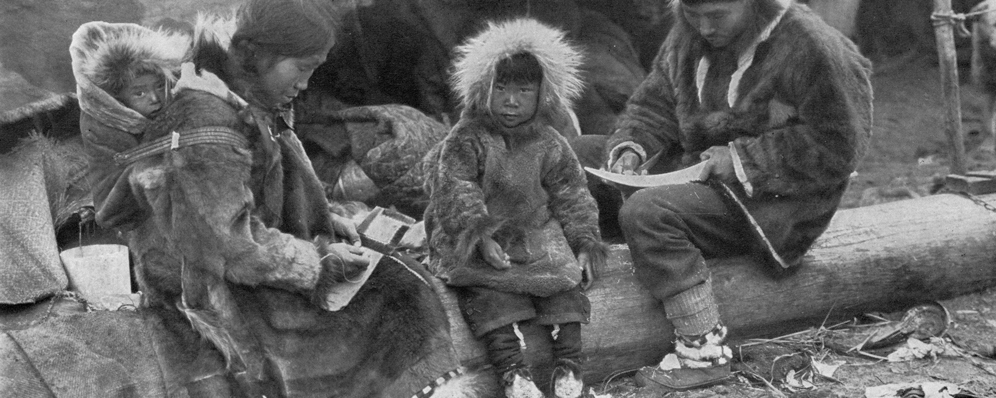 Genocide in the Far North: Canada 1950